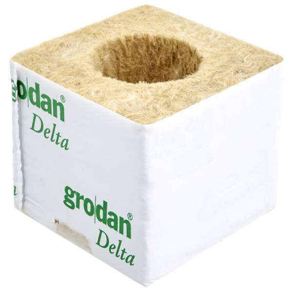 Cubo Rockwool da 7,5x7,5cm - Singolo