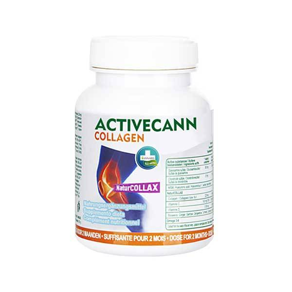 Integratore Activecann COLLAGEN Omega 3-6