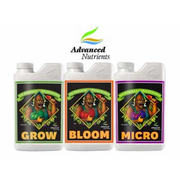 ADVANCED NUTRIENTS PH PERFECT PACK