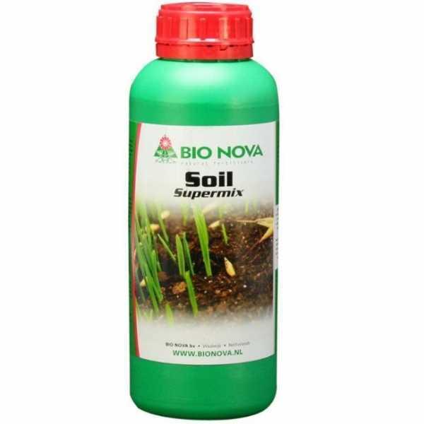 BIONOVA - SOIL SUPERMIX 1L