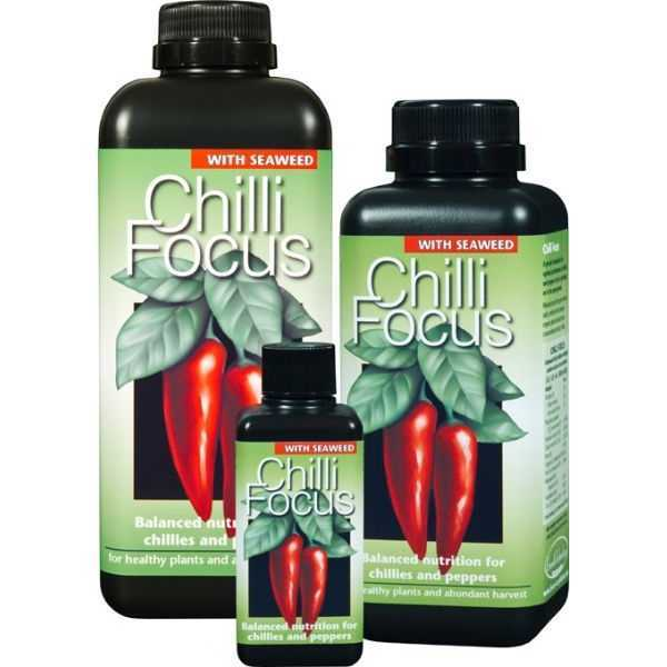 Chilli Focus 100ml - Grow Technology