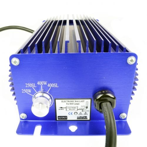 Alimentatore Elettronico Lumatek 400w Dimmerabile