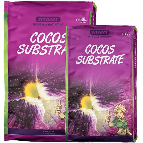Atami Cocos Substrate - Fibra di Cocco 20L