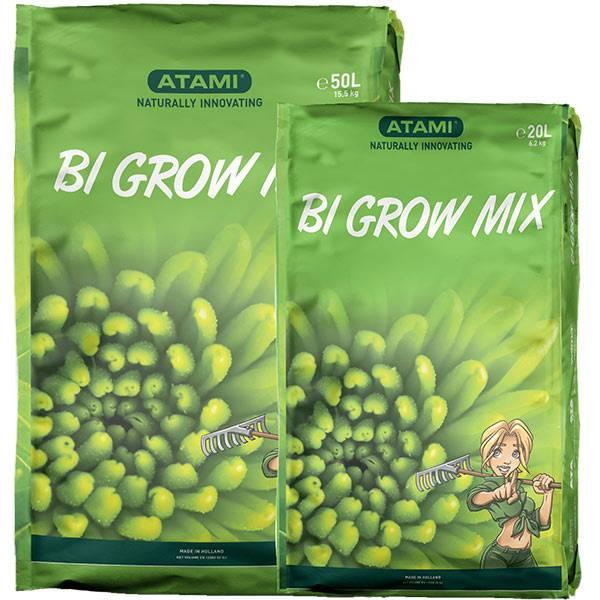 Terriccio Atami Bio Grow Mix 20L