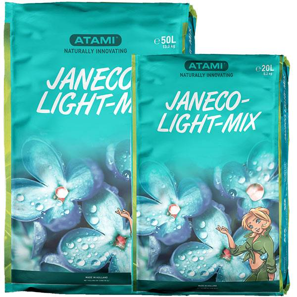 Terriccio Atami Janeco Light Mix 50L