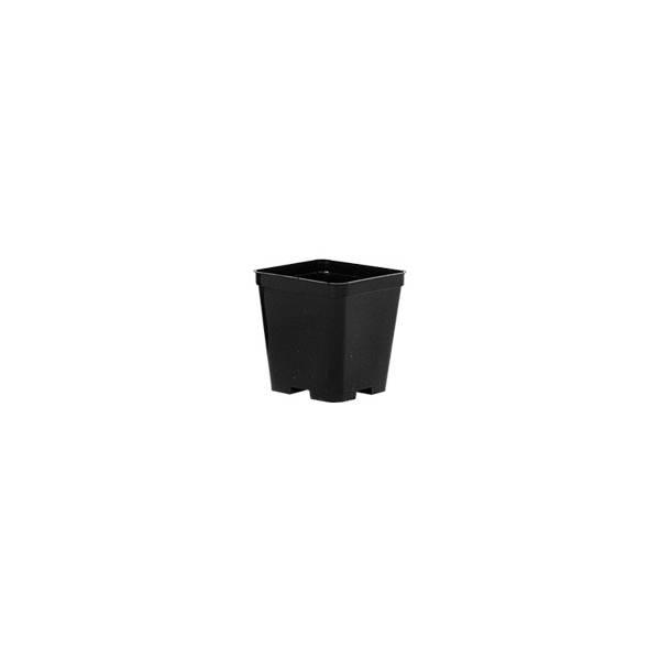 Vaso quadro 0,6L - 9x9x10cm